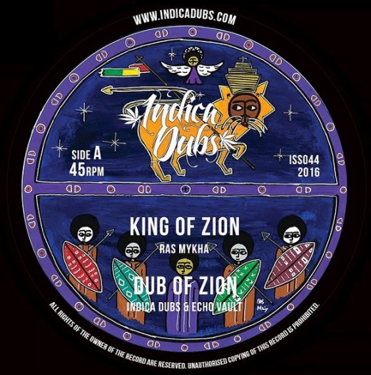 Indica Dubs feat. Ras Mykha - King Of Zion