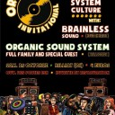 Organic Sound Invitational #1 : Organic Sound meets Brainless Sound