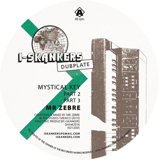 Mr Zebre - Mystical Key