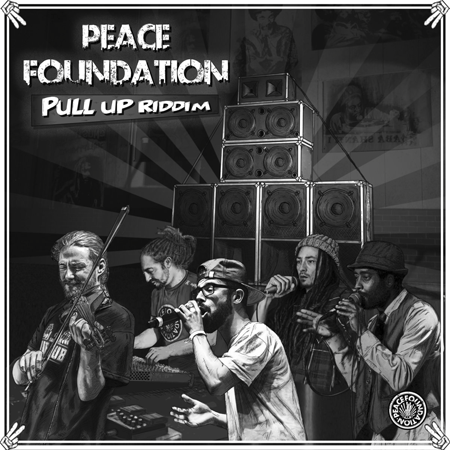 "12"" Peace Foundation Music PFM12-001"