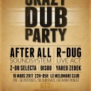 Culture Dub Show – 13 Juin 2016 – Party Time Radio & TV