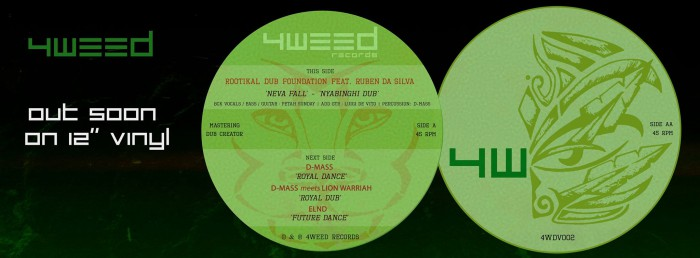 Rootikal Dub Foudation / Ruben Da Silva / D-Mass / Lion Warriah / ELND