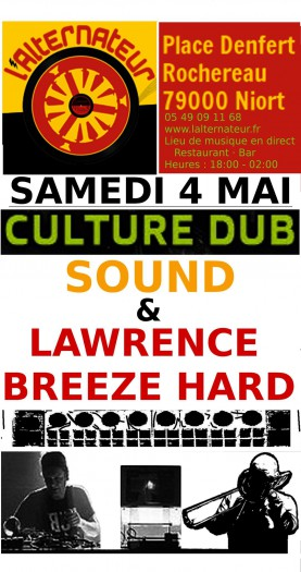 Culture Dub Sound & Lawrence Breeze Hard