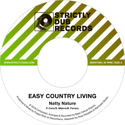 Bass Culture Players feat. Natty Nature - Easy Country Living