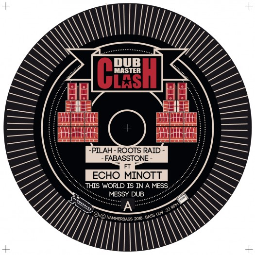 Dub Master Clash - This World Is In A Mess EP