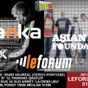 Kanka / Asian Dub Foundation - Le Forum