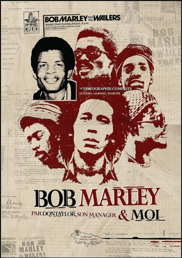 image version large: Don Taylor - Bob Marley & Moi