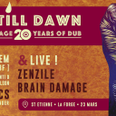 Brain Damage 20 ans ! @ St Etienne