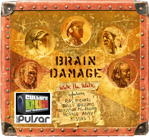 Brain Damage - Walk The Walk - Interview