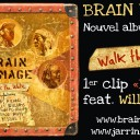 Brain Damage meets Willi Williams - Fyah Bun