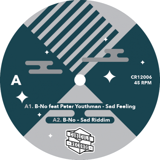 B-No feat. Peter Youtman & Tuli Ranks - Sad Riddim EP