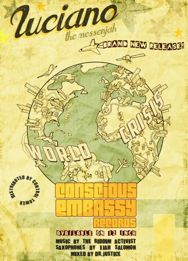 Conscious Embassy Records - CE12001