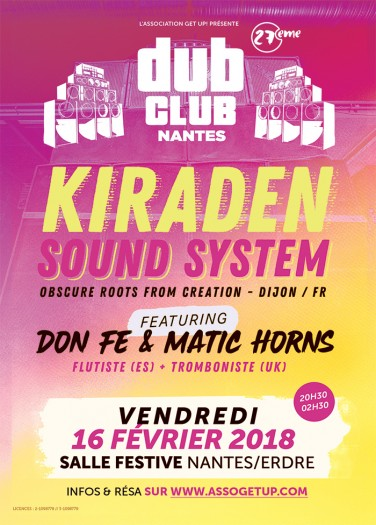 Nantes Dub Club #27