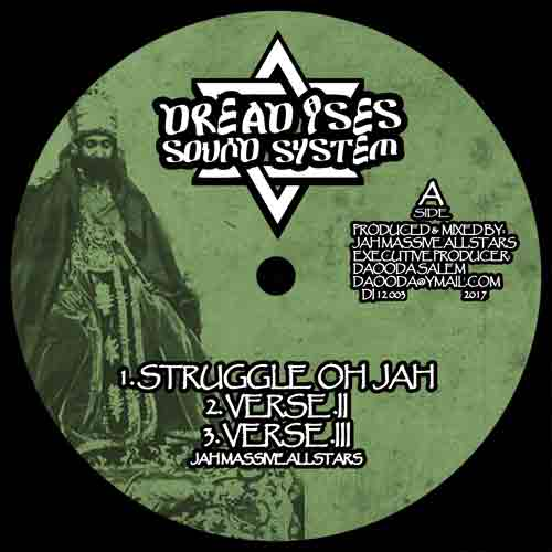 Jah Massive All Stars - Struggle Oh Jah