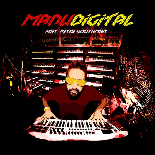 Manudigital feat Peter Youthman - Digital Lab EP vol.2