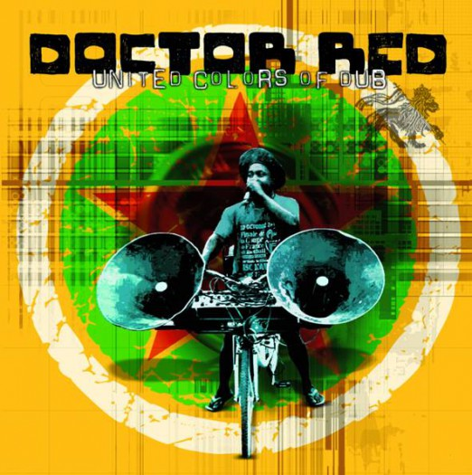image version large: Doctor Red - United Colors Of Dub
