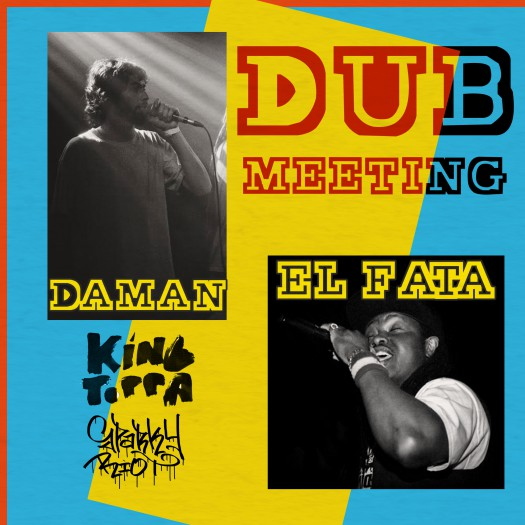 El Fata & Daman - Dub Meeting