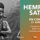Hempress Sativa @ La Place