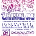 CHANNEL ONE // KIRADEN HIFI // ROOTIKAL VIBES