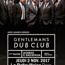 Gentleman's Dub Club + Ackboo ft. Ras Mykha