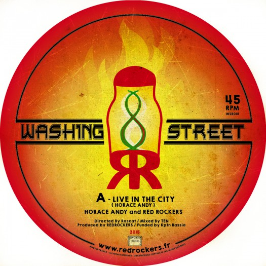 Horace Andy & Red Rockers - Live In The City
