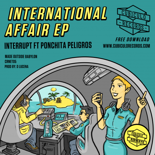 Interrupt feat Ponchita Peligros - International Affair EP