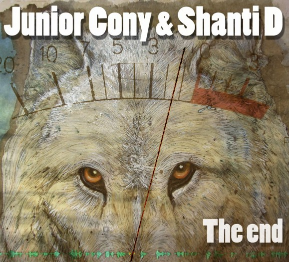 Junior Cony & Shanti D - The End
