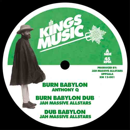 Anthony Q - Burn Babylon