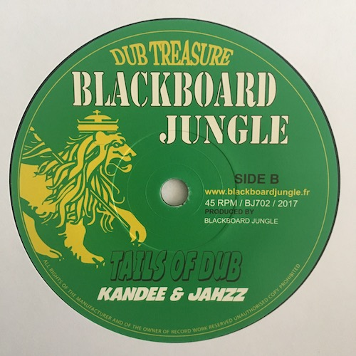 Kandee & Jahzz - Tails Of Youth
