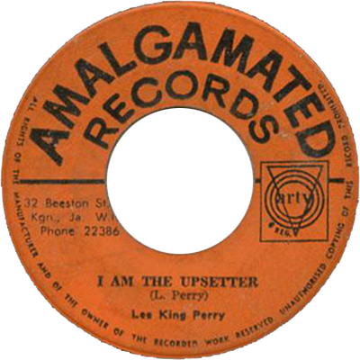 Lee Perry - I'm The Upsetter