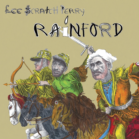 Lee Scratch Perry - Rainford