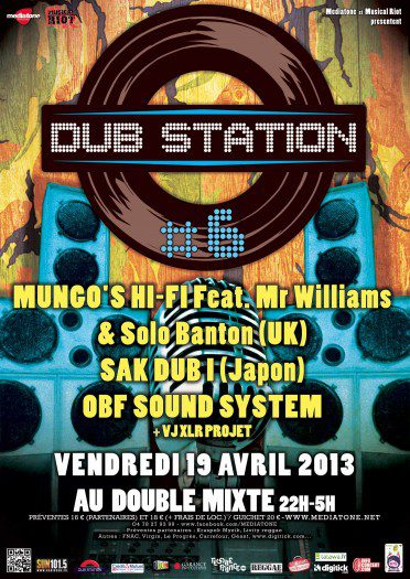 image version large: Lyon Dub Station 6