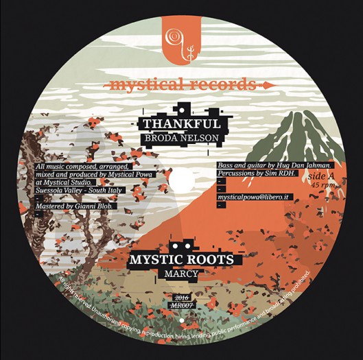 "12"" Mystical Powa MR007"