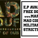 image version thumbnail: Mad Codiouf - Militant Art of Dub ban