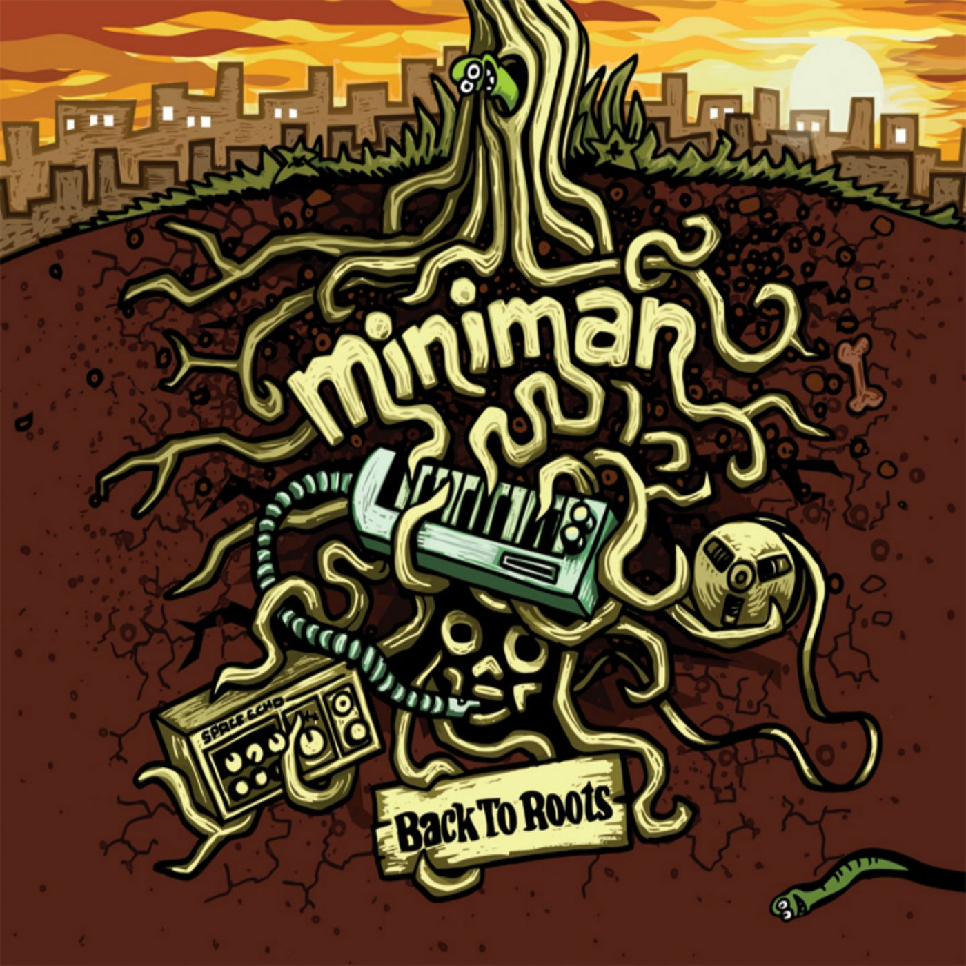 Miniman - Back To Roots
