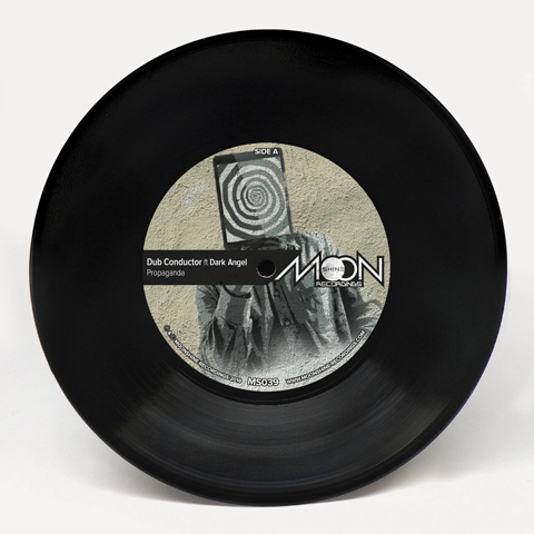 "7"" Moonshine Recordings MS039"
