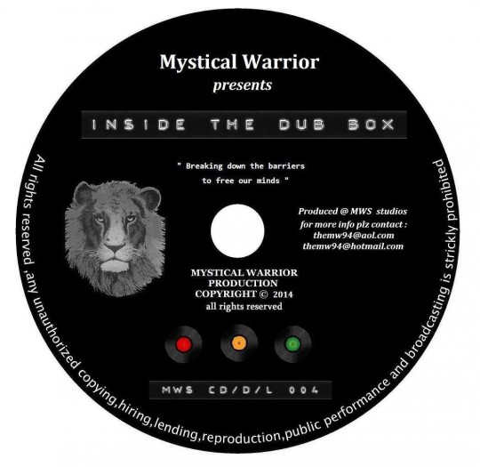 Mystical Warrior - Inside The Dub Box
