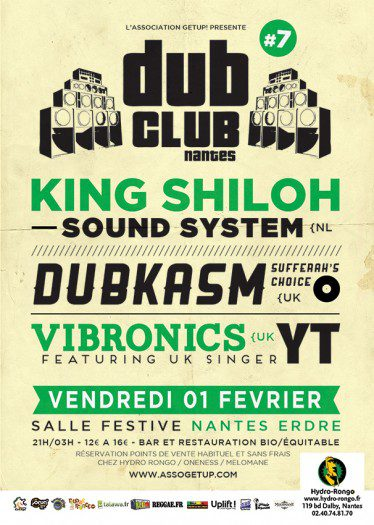 Nantes Dub Club #7