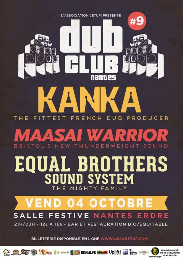 Nantes Dub Club #9