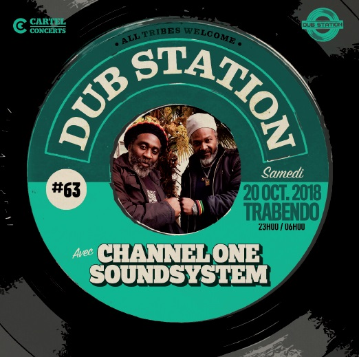 Paris Dub Station #63