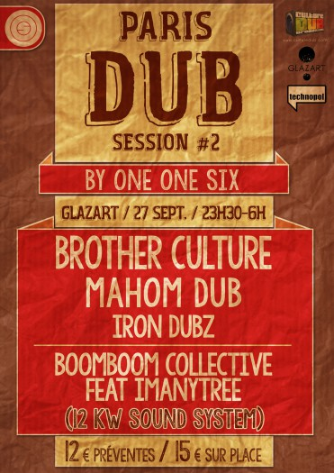 Paris Dub Session #2