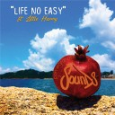 Pomegranate Sounds feat Little Harry - Life No Easy