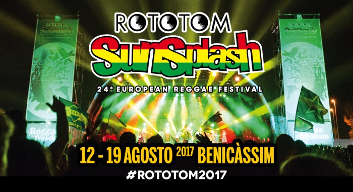Rototom Sunsplash 24