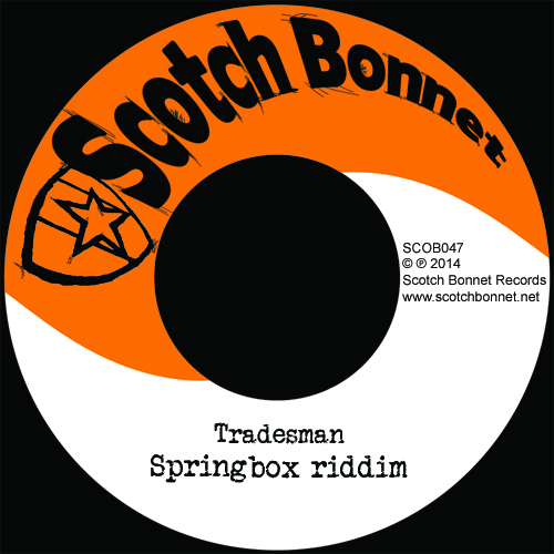 Tradesman feat. Parly B & Speng Bond - Springbox Riddim