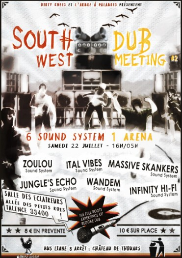 South West Dub Meeting # 2