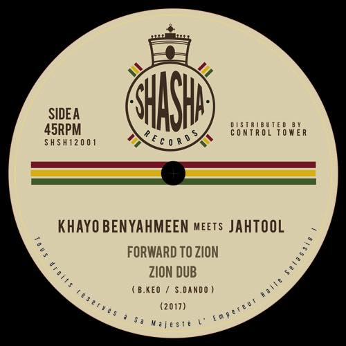 Kahyo Ben Yahmeen meets Jahtool - Forward To Zion