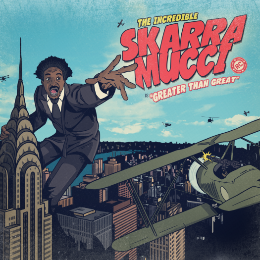 Skarra Mucci - Greater Than Great