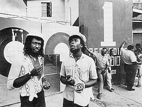 Sly and Robbie - Channel One