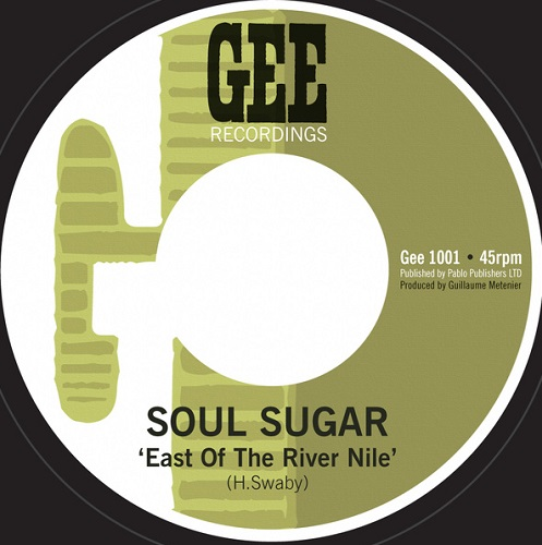 Soul Sugar - 7inch Gee Recordings