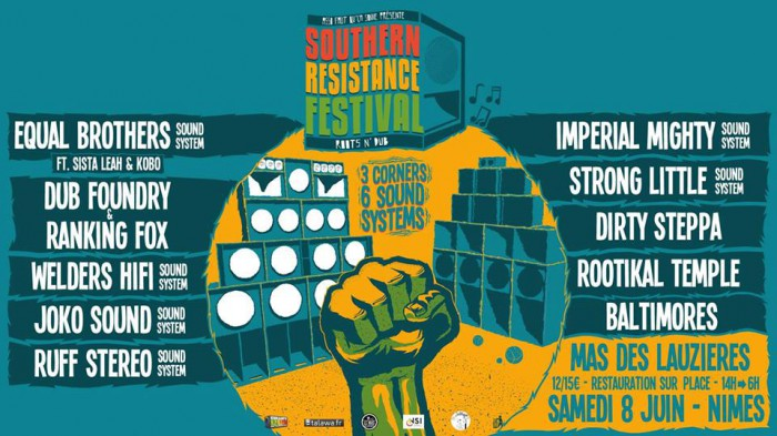 Southern Resistance Festival #1